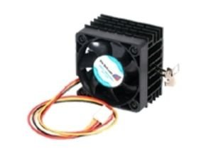 StarTech.com  Socket 7/370 CPU Cooler Fan with Heatsink and TX3 and LP4 Connection