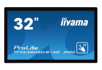 "iiyama TF3238MSC-B1AG 31.5"" Interactive Flat Panel Display"