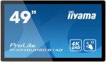 """Iiyama ProLite TF4938UHSC-B1AG 49"""" 4K Touch Display"""