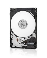HGST Travelstar Z7K500.B HTS725050B7E630 - Hard drive - 500 GB - internal - 2.5 - SATA 6Gb/s - 7200 rpm - buffer: 32 MB