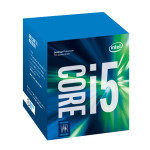 EXDISPLAY Intel Core I5-7600 3.50GHZ Socket 1151 6MB Retail Boxed Processor