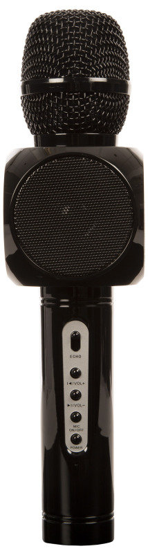 Wireless Karaoke Microphone - Black
