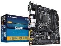 Gigabyte H370M D3H GSM LGA1151 DDR4 mATX Motherboard
