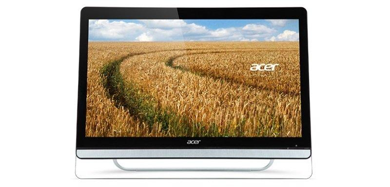 """Acer UT220HQLbmjz 21.5"""" Full HD Touchscreen Monitor"""