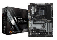ASRock B450 PRO4 AM4 DDR4 ATX Motherboard