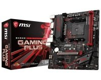 MSI B450M GAMING PLUS AM4 DDR4 mATX Motherboard