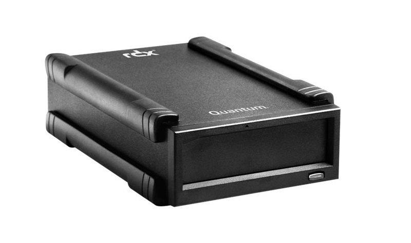 Quantum TR000-CTDB-S0BB RDX Tabletop Dock, USB 3.0 - Black