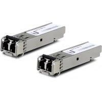 Ubiquiti U Fiber Multi-Mode SFP (mini-GBIC) transceiver module 2-pack