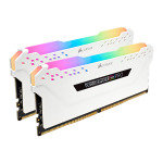 Corsair Vengeance RGB White PRO 16GB (2 x 8GB) DDR4 2666MHz