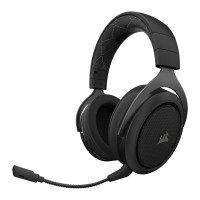 Corsair HS70 Black Wireless 7.1 Surround PC Gaming Headset