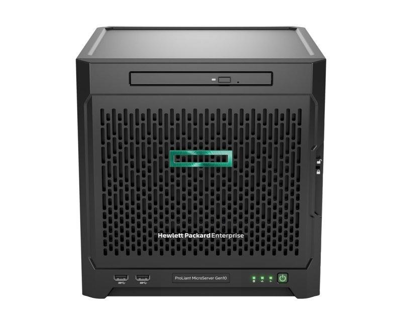HPE ProLiant Opteron X3421 2.1 GHz 8GB RAM MicroServer