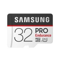 Samsung 32GB PRO Endurance MicroSD Card with Adapter