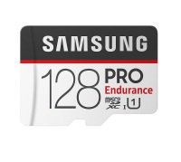 Samsung 128GB PRO Endurance MicroSD Card with Adapter