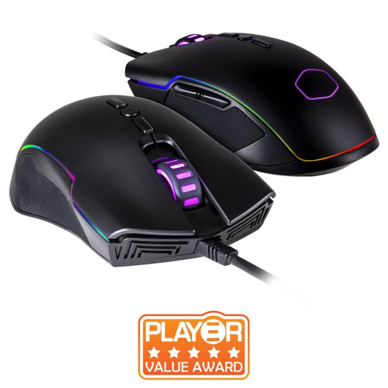 d34320ef9e8 Cooler Master CM310 RGB Gaming - Mice Ebuyer