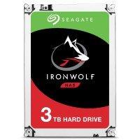"Seagate IronWolf 3TB NAS Hard Drive 3.5"" SATA III 6GB's 5900RPM 64MB Cache"