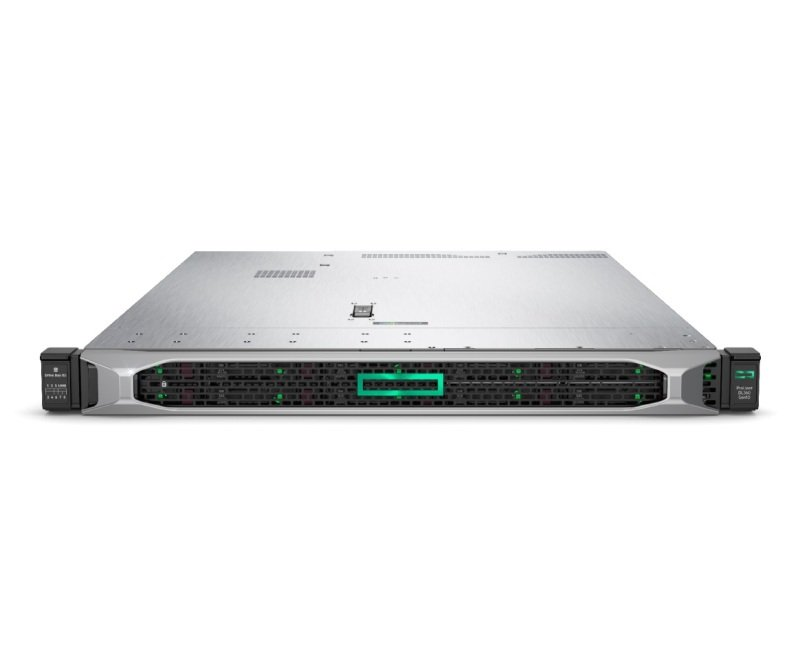 HPE ProLiant DL360 Gen10 Base Xeon Silver 4114 2.2GHz 16GB RAM 1U Rack Server