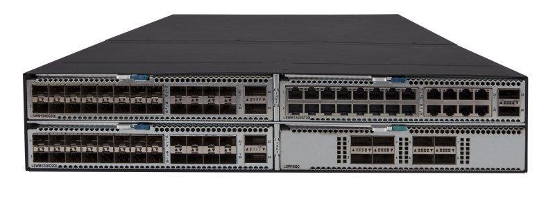 HPE FlexFabric 5940 4-slot Managed Switch