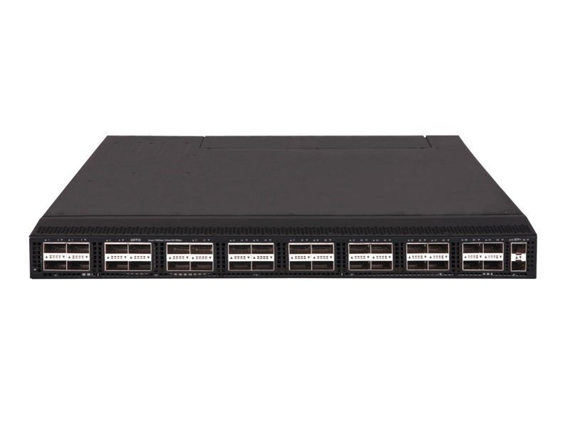 HPE FlexFabric 5950 32QSFP28 32 Port Managed Switch