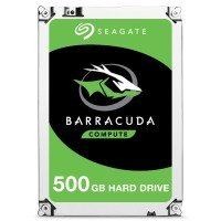 "Seagate BarraCuda 500GB Desktop Hard Drive 3.5"" SATA III 6GB's 7200RPM 32MB Cache"
