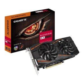 EXDISPLAY Gigabyte AMD Radeon RX 570 4GB GAMING Graphics Card