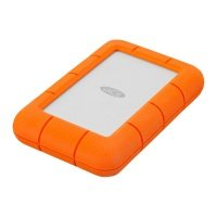 LaCie Rugged Mini Drive 2TB Orange