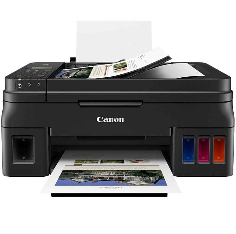 Image of Canon PIXMA G4511 Multifunction A4 Inkjet Printer