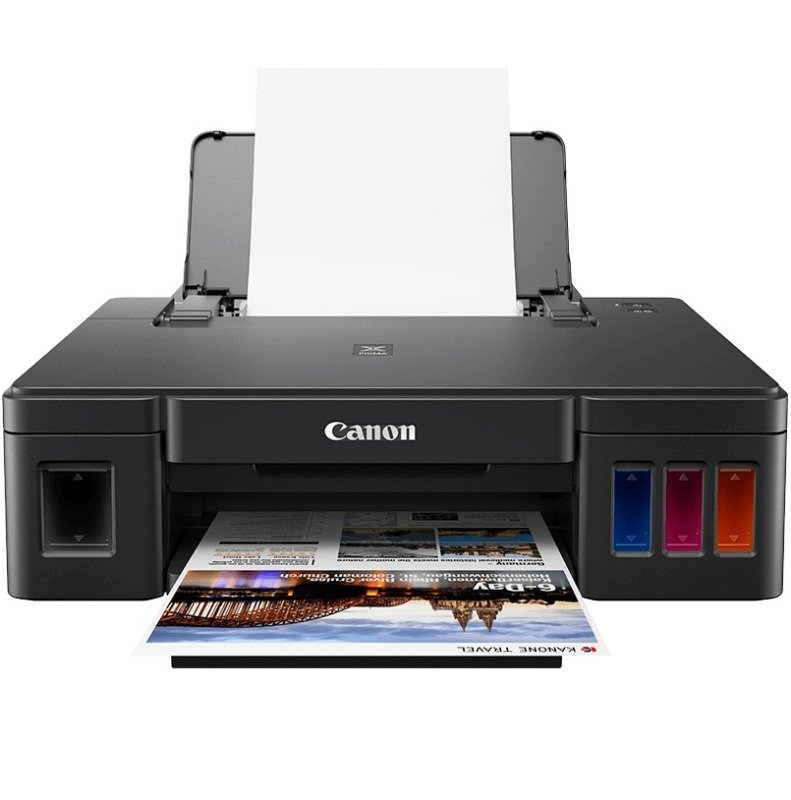 Canon PIXMA G1501 A4 Inkjet Printer