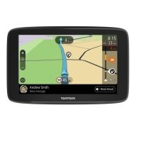 TomTom Go Basic 6 Wifi Sat Nav Europe Maps Included