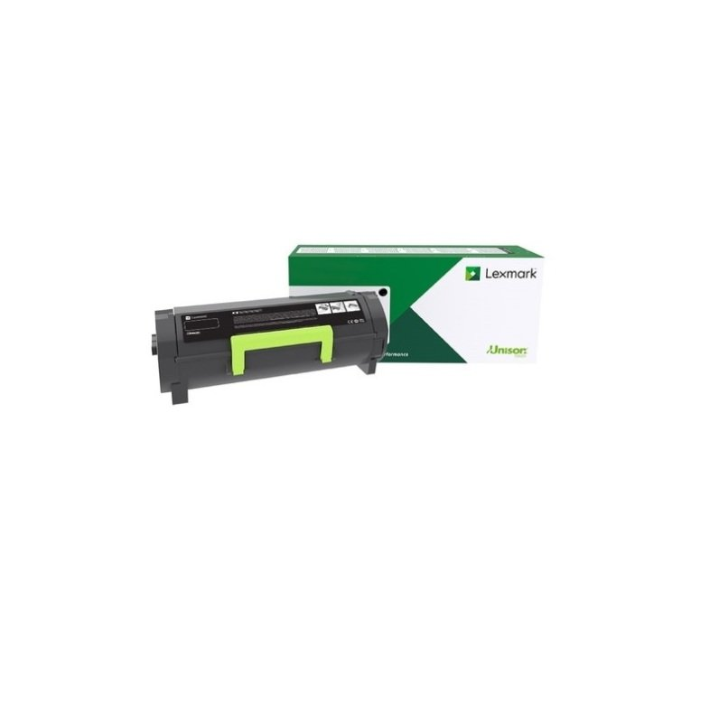 Lexmark 24B6889 Black Ultra High Yield Toner Cartridge