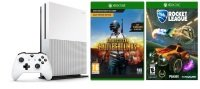 Xbox One S 1TB with Rocket League + PUBG