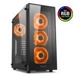 Sharkoon TG5 RGB ATX Case