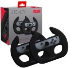 Nintendo Switch Stealth Racing Wheel Double Pack