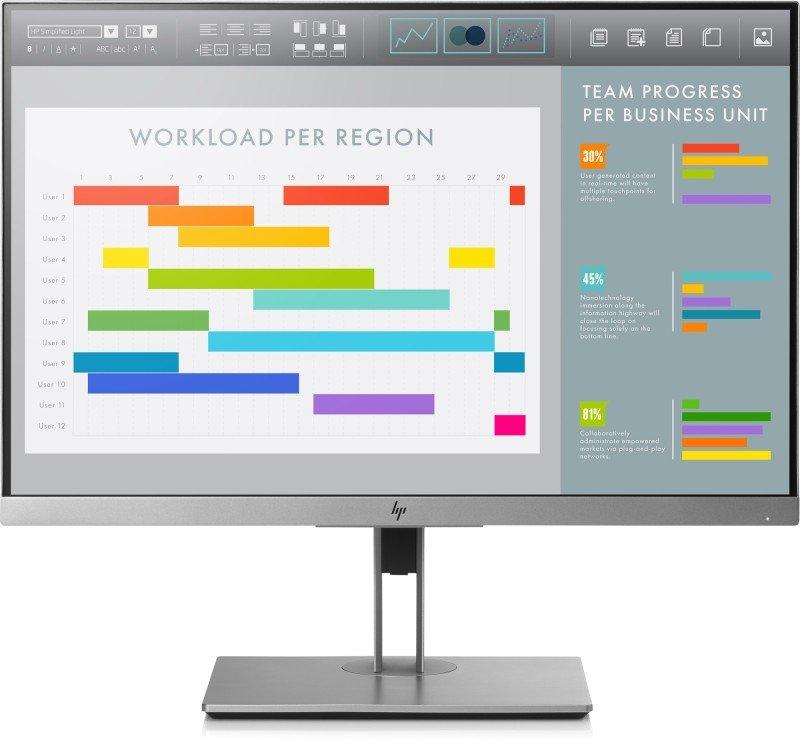 """Image of HP EliteDisplay E243i 24"""" WUXGA Monitor"""