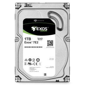 "Seagate Exos 1TB E-Class Nearline Enterprise Hard Drive 3.5"" SATA III 6GB's 512N"