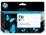HP 730 Cyan OriginalDesignjet Ink Cartridge - Standard Yield 130ml - P2V62A