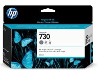 HP 730 Grey Ink Cartridge