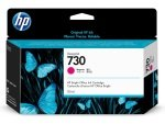 HP 730 Magenta Original Designjet Ink Cartridge - Standard Yield 130ml - P2V63A