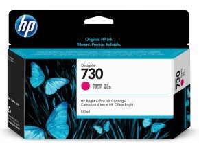 HP 730 Magenta Ink Cartridge