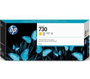 HP 730 Yellow Ink Cartridge