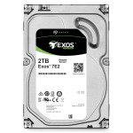 "Seagate Exos 2TB E-Class Nearline Enterprise Hard Drive 3.5"" SATA III 6GB's 512N"