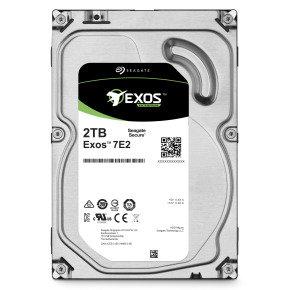 "Seagate Exos 2TB E-Class Nearline Enterprise Hard Drive 3.5"" SATA III 6GB's 512N"