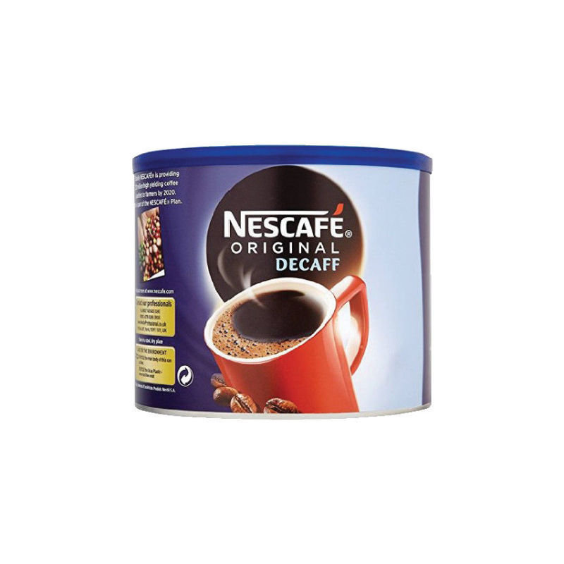 Nescafe Original Decaffeinated 500g