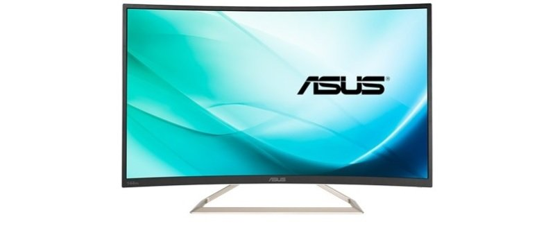 "Asus VA326N-W Curved 32"" Full HD Gaming Monitor"