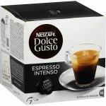 Nescafe Dolce Gusto Espresso Intenso 16 Capsules (pack 3)