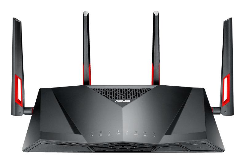 Asus AC3100 Dual-Band ADSL/VDSL Gigabit Wi-Fi Modem Router