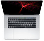 "Apple MacBook Pro With Touch Bar Intel Core i7, 15.4"", 16GB RAM, 256GB SSD, macOS, Notebook - Silver"