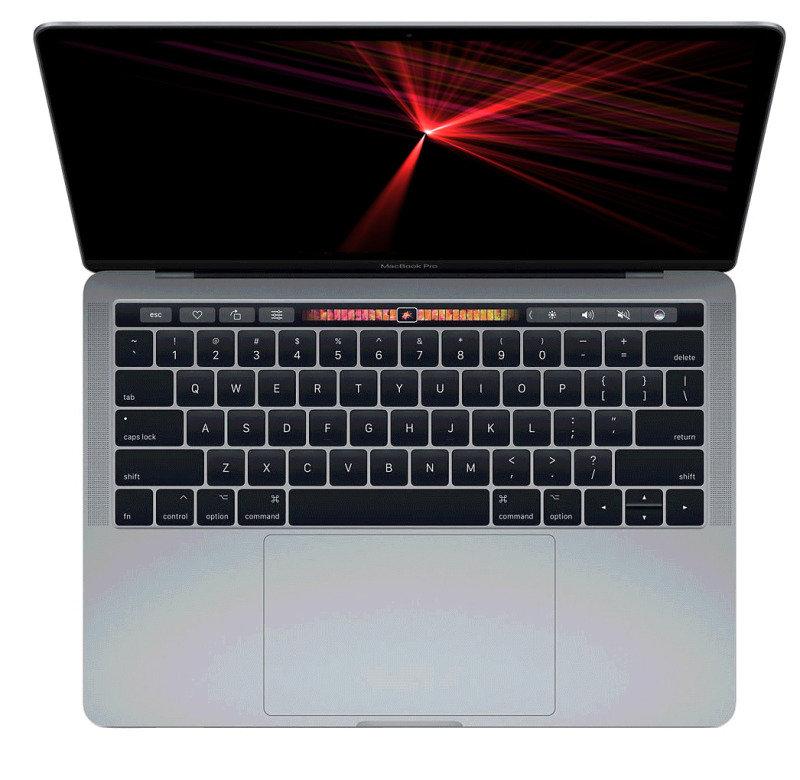 Apple MacBook Pro 2.3GHz with Touchbar - Silver