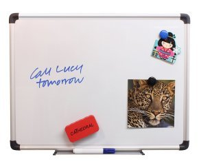 Cathedral Magnetic Drywipe Board 450x600mm