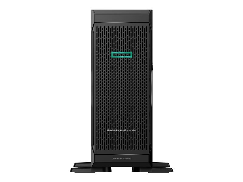 HPE ProLiant ML350 Gen10 Entry Xeon Bronze 3106 1.7 GHz 32GB RAM 4U Tower Server