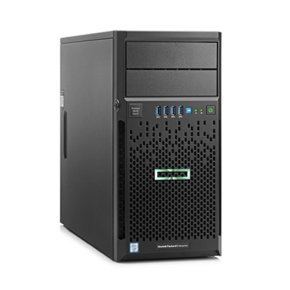 HPE ProLiant ML30 Gen9 Xeon E3-1220V6 3 GHz 8GB RAM 2TB 4U Tower Server